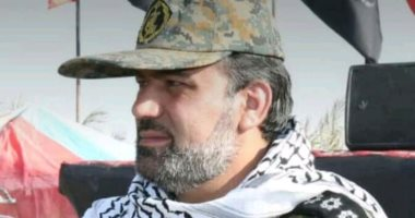 مجدمى قائد وحدة بسيج مدينة دارخوين