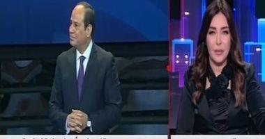 زوجة الشهيد رامى هلال: ابنى الأصغر وجد مشاعر الأبوة فى الرئيس السيسى..فيديو