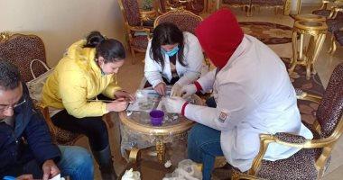 ما الذى يتم فى العملات المكتشفة فى كنيسة أبو فانا الأثرية بالمنيا؟ صور