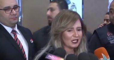 """هنا شيحة تتحدث عن سبب تعاونها مع طليقها أحمد فلوكس فى """"طلقنى شكرا"""".. فيديو"""