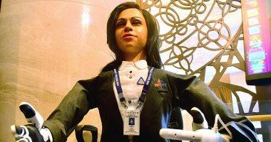 الهند ترسل امرأة روبوتية قريبا إلى الفضاء تتحدث لغتين.. صور
