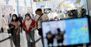 صور.. تشديد الإجراءات الوقائية فى مطارات العالم خوفا من فيروس كورونا