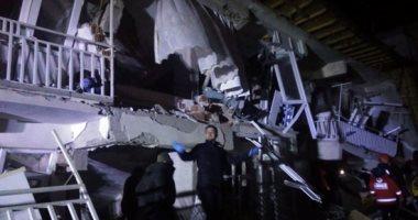 ارتفاع حصيلة ضحايا زلزال شرق تركيا إلى 6 قتلى وأكثر من 200 جريح.. فيديو