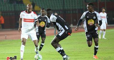 ملخص مباراة الزمالك ضد مازيمبى فى دوري أبطال أفريقيا اليوم السابع