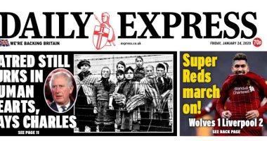 صحف إنجلترا تحتفل بإنجاز ليفربول وسط رعب فيروس كورونا.. صور