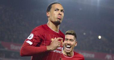 فان دايك: ليفربول يجيد القتال حتى النهاية من أجل الفوز