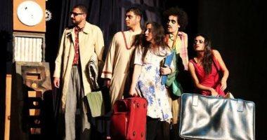 """الجزائر تكرم أبطال """"جى بى إس"""" بعد فوزهم بجائزة أفضل عرض بـ""""المسرح العربى"""""""