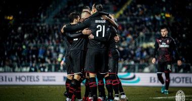 ميلان يواصل صحوته فى الدوري الإيطالي بهدف فى بريشيا.. فيديو