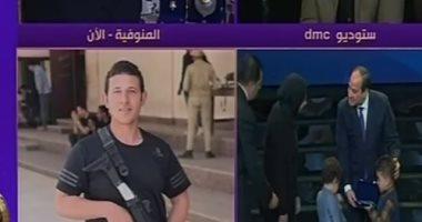فيديو.. والدة الشهيد عمر القاضى: مش حاسة إن حد ناسى ابنى