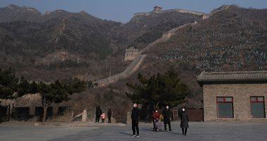 افتتاح جزئى لسور الصين العظيم بعد غلق شهرين بسبب كورونا