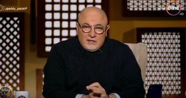 """شاهد..الشيخ خالد الجندى: """"هوجة 25 يناير  2011 طلعت بلاوى من """" البكابورتات"""""""