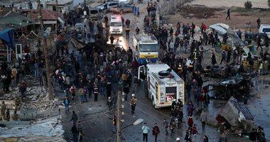 المرصد السورى: قوات الحكومة تسيطر على ريف إدلب الجنوبى