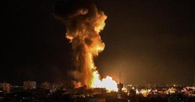 مصدر أمنى عراقى: 3 صواريخ سقطت داخل حرم السفارة الأميركية فى بغداد