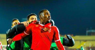 أجاي يتقدم للأهلي أمام النجم الساحلي فى الدقيقة 32 بأبطال أفريقيا..فيديو