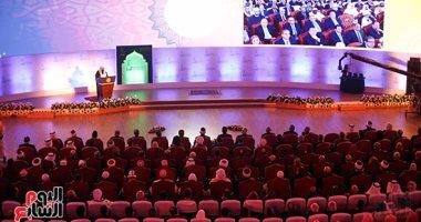 فيديو.. انطلاق مؤتمر الأزهر العالمى للتجديد فى الفكر الإسلامى