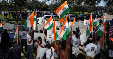 أمريكا تنصح رعاياها فى الهند بتوخى الحذر بعد اشتباكات نيودلهي