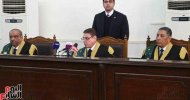 أسماء 3 متهمين محالين للمفتى بقضية محاولة اغتيال مدير أمن إسكندرية الأسبق