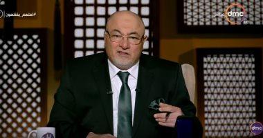 خالد الجندى: البعض لديهم فهم خاطئ للصلاة والتسليم على النبى.. فيديو