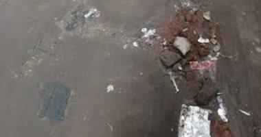 شكوى من عدم رصف شارع مسجد الإخلاص الحضرة الجديدة فى محافظة الإسكندرية
