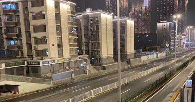 مدينة ووهان الصينية تتحول إلى مدينة أشباح بسبب كورونا.. فيديو وصور