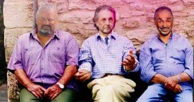 صورة من المستقبل..شيكو وهشام وفهمي في صورة بعد 30 سنة.. تخيل شكلهم