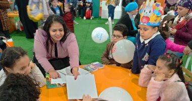 القومي للإعاقة ينظم ورشة عن كتابة القصة القصيرة للأطفال بمعرض الكتاب