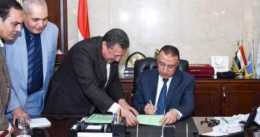 """""""الجمرك التعليمية"""" تسجل أعلى نسبة نجاح بالشهادة الإعدادية فى الإسكندرية"""