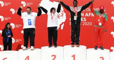 مصر تحصد ميداليات التقسيم الثاني للبوتشي في الألعاب الأفريقية للأولمبياد الخاص