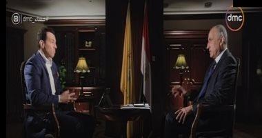 """طارق عامر لـ""""رامى رضوان"""": حققنا أهداف الإصلاح الاقتصادى بشكل فاق التوقعات"""