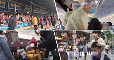 عودة 200 يابانى من مدينة ووهان الصينية مركز تفشى فيروس كورونا إلى طوكيو
