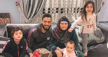 """محمد أبو جبل يوجه رسالة إلى والدته فى عيد ميلاده: """"أغلى حاجة عندى"""""""