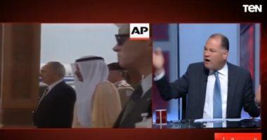 نشأت الديهي للفلسطينيين: رهانكم على أمير قطر وأردوغان خاسر