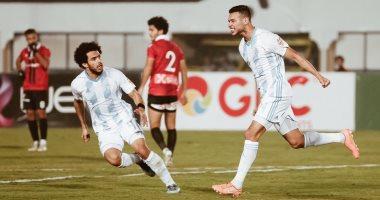 فيديو.. بيراميدز يفوز على نادي مصر 2 / 1 ويخطف المركز الثالث من الزمالك