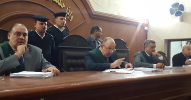 جنايات دمنهور تعقد جلساتها للحكم على المتهم فى واقعة ذبح أسرة جزار كفر الدوار