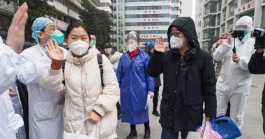 بر الصين الرئيسى يسجل 433 إصابة و29 وفاة بفيروس كورونا أمس