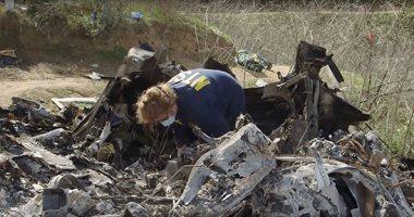 مجلس سلامة النقل: الضباب الكثيف ربما أربك الطيار في حادث وفاة كوبى برايانت