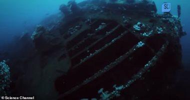 تفاصيل عودة سفينة أمريكية للحياة بعد اختفاء 100 عام فى مثلث برمودا