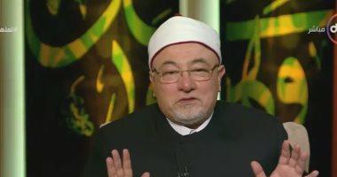 فيديو.. خالد الجندى: هناك فرق بين الإقبال على الصلاة تأدية والإقبال عليها حبا