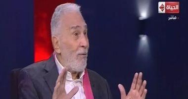 """عبد الرحمن أبو زهرة: عندنا أفلام كرتون لا تقل عن """"ديزنى"""""""