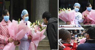 شينخوا: شفاء 22888 شخصا من فيروس كورونا وخروجهم من مستشفى ووهان