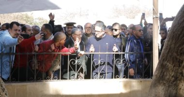 وزير السياحة والآثار يوجه ببدء ترميم قباب آل البيت فى البهنسا بالمنيا