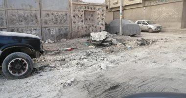 إعادة رصف شارع بطرس وحسن رضوان.. مناشدة سكان طنطا في الغربية
