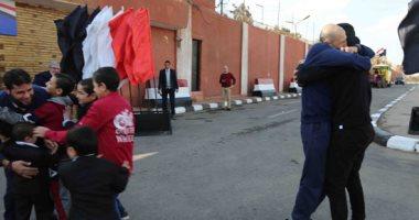 الإفراج عن 460 سجينا بعفو رئاسي وشرطي