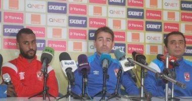 سوبر كورة يكشف تفاصيل جلسة فايلر مع لاعبى الأهلى ورسالته لمحمد الشناوى