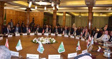 فلسطين تعبر عن رضاها بالقرار الصادر عن وزراء الخارجية العرب خلال مؤتمر صحفى