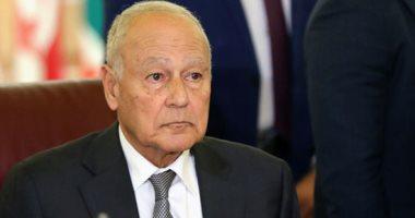 أبوالغيط يؤكد السلام الحقيقى بالشرق الأوسط مرهون بإقامة دولة فلسطينية