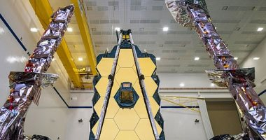 The James Webb Telescope arrives at its launch site after a 16-day cruise