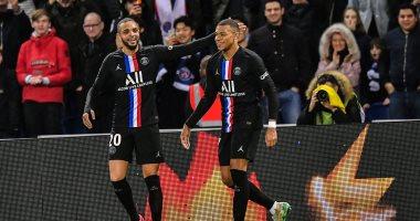 سان جيرمان يكتسح مونبيلييه بخماسية نظيفة في الدوري الفرنسي.. فيديو