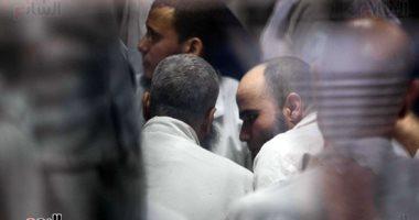 إحالة هشام عشماوى و36 آخرين من  تنظيم بيت المقدس  للمفتى.. و2 مارس الحكم -