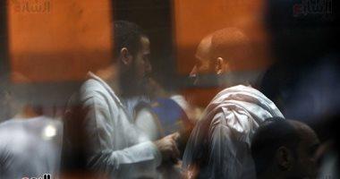 """بدء جلسة النطق بالحكم على هشام عشماوى و207 من """"تنظيم بيت المقدس"""""""